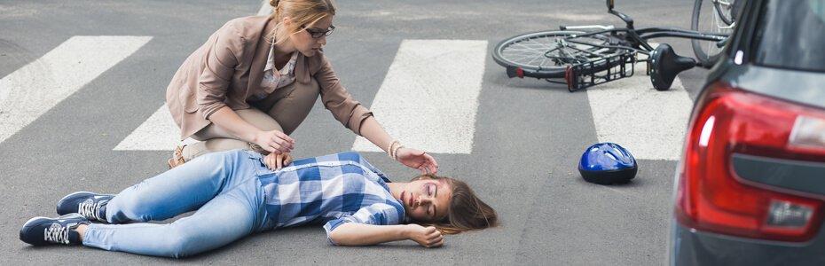 Черепно-мозговые травмы: признаки, первая помощь