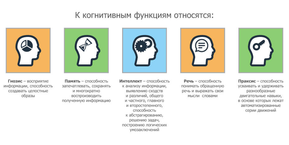 Когнитивные нарушения у взрослых-1