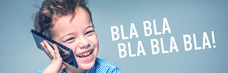 Речевые расстройства у детей
