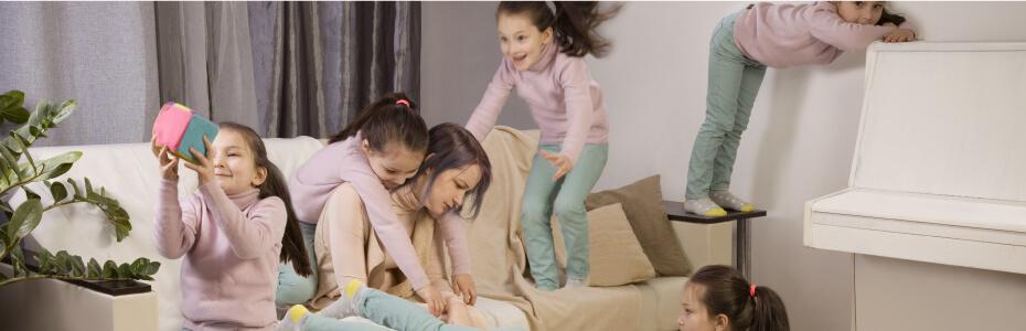 Варианты СДВГ у детей